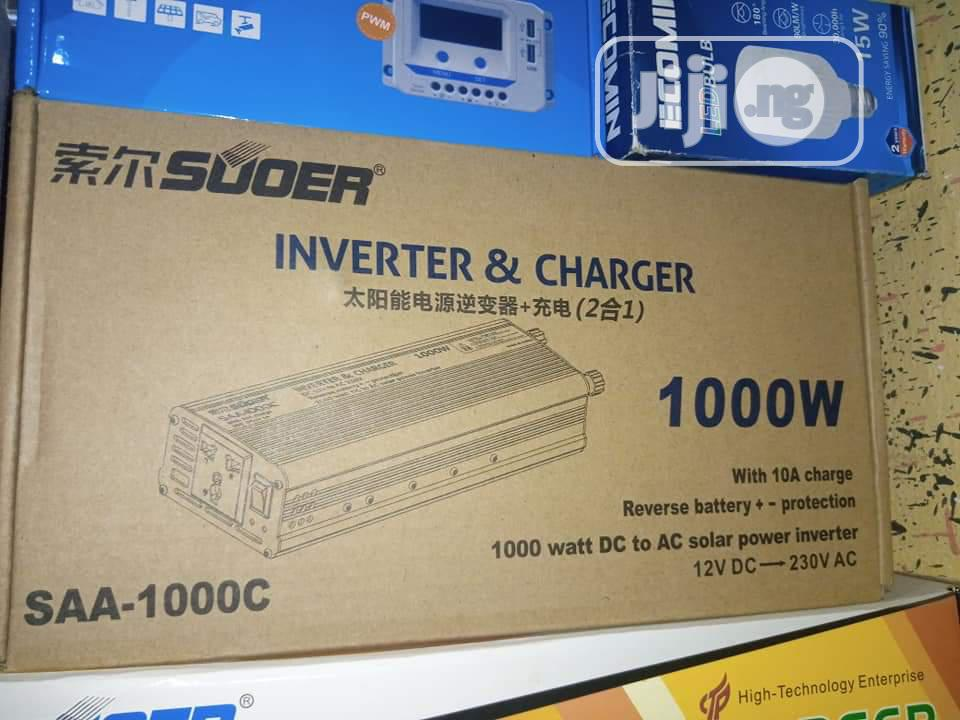 Archive: 12v 1000watts Sachet Inverter Without Charger
