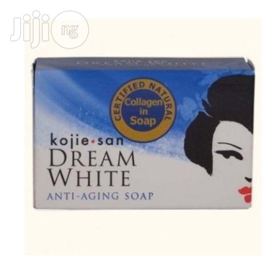 Archive: Kojie San Dream White Anti-Aging Soap
