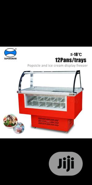 Ice Cream Display Freezer. High And Low Quality | Store Equipment for sale in Lagos State, Yaba