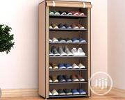 8 Layers Shoe Rack With A Fabric Cover | Furniture for sale in Lagos State, Ifako-Ijaiye