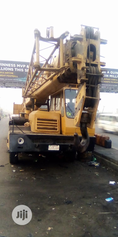 Crane Power Plus 2008 At 20 Tones For Sale | Heavy Equipment for sale in Amuwo-Odofin, Lagos State, Nigeria