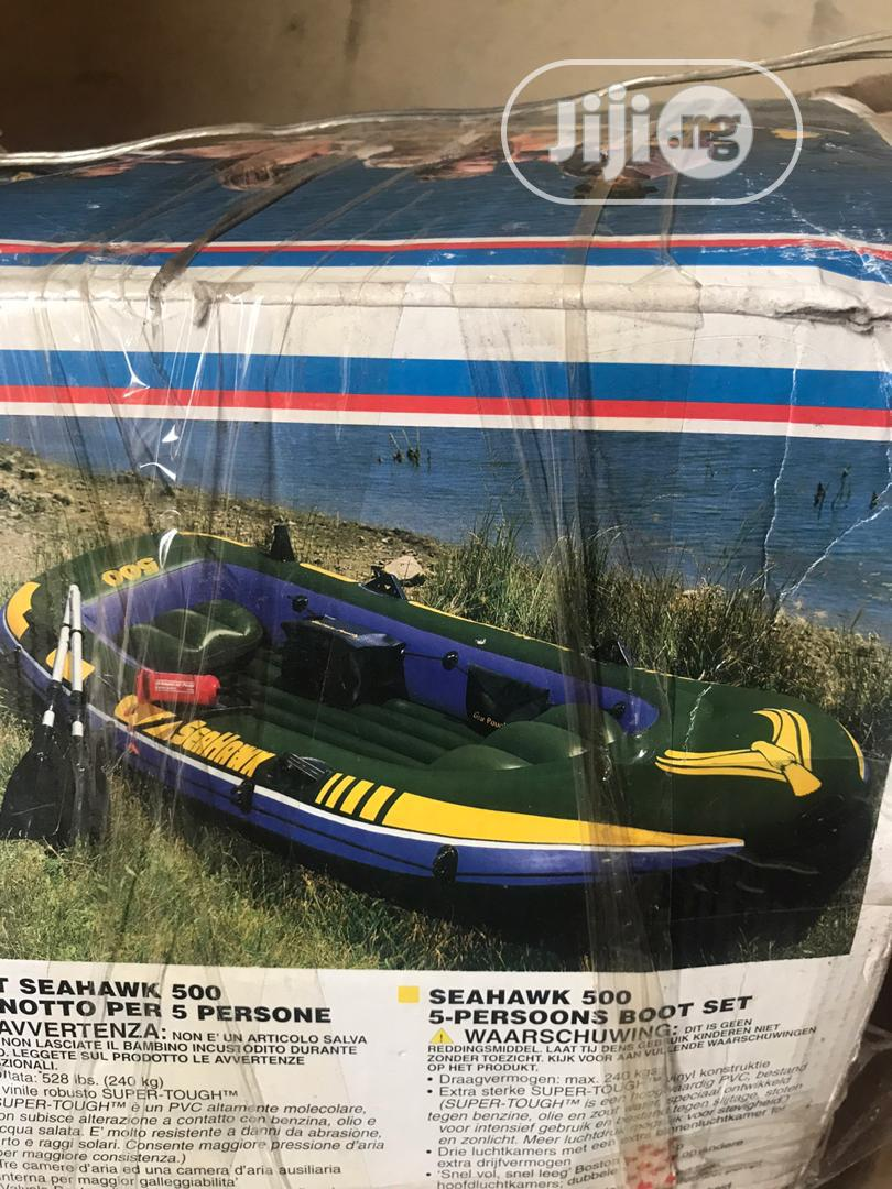 Swimming Boat With Life Jackets For Sale | Watercraft & Boats for sale in Amuwo-Odofin, Lagos State, Nigeria