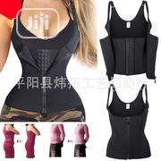 Tummy Belly Girdle Body Shaper Waist Cincher Corset Zipper | Clothing Accessories for sale in Lagos State, Ifako-Ijaiye