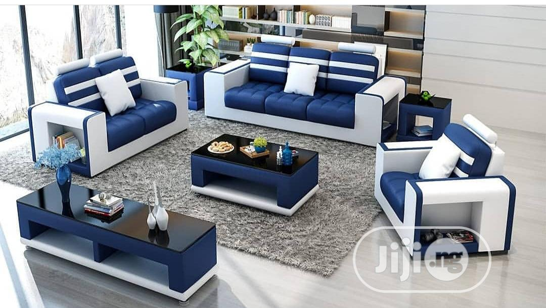 Executive Complete Living Room Set