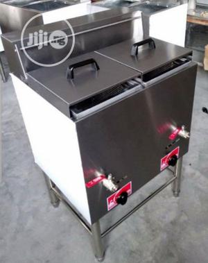 Standing Deep Fryer 40litres 2 Basket | Restaurant & Catering Equipment for sale in Lagos State, Ojo