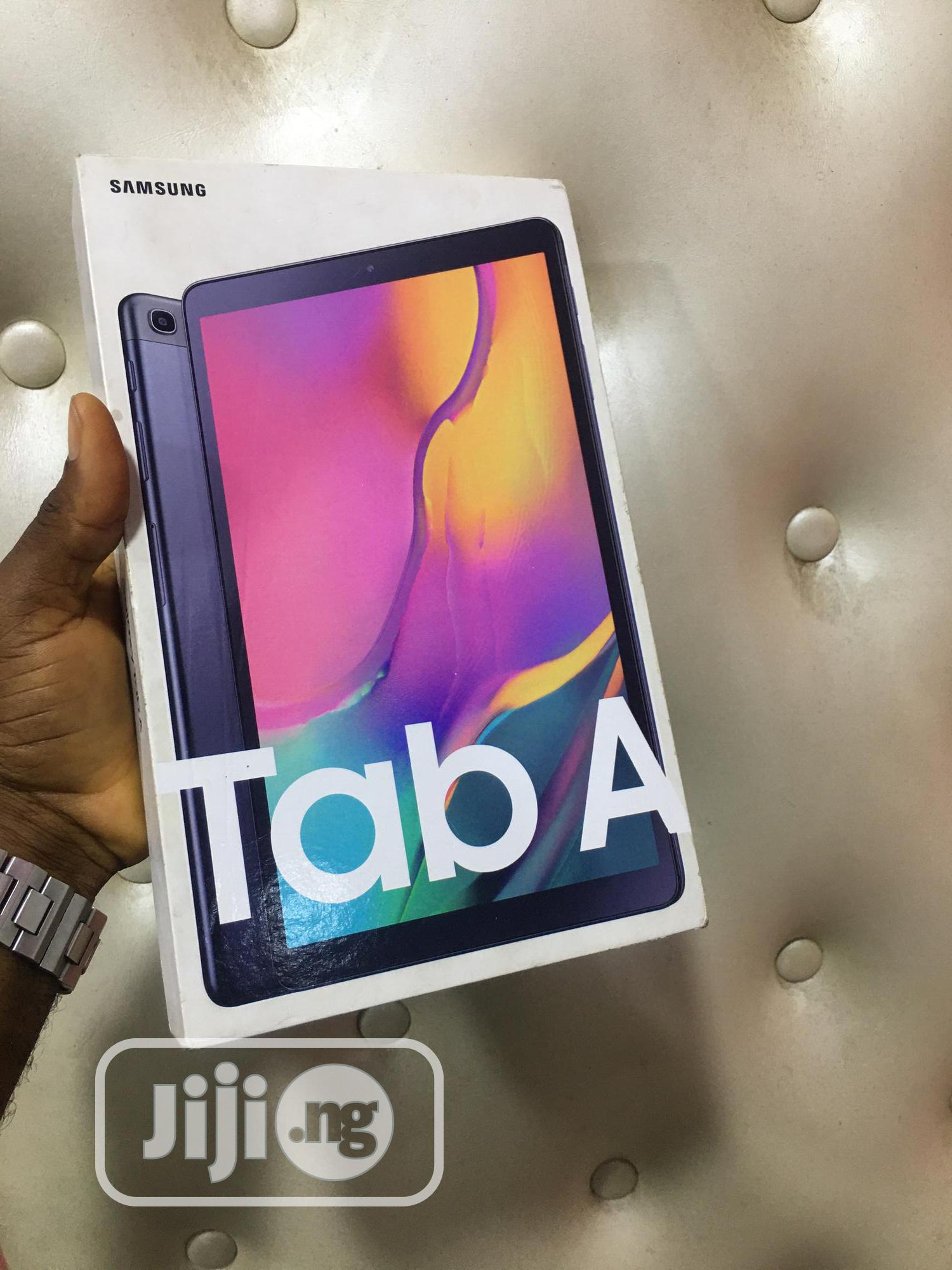 New Samsung Galaxy Tab A 10.1 32 GB Black