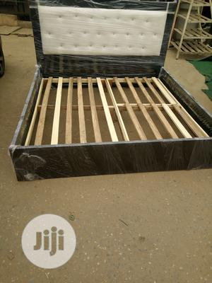 6ft X 6ft Bed Frame | Furniture for sale in Lagos State, Isolo
