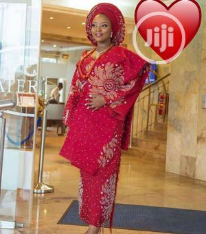 Stylish Bridal Aso Oke | Manufacturing Services for sale in Lagos State, Ikeja