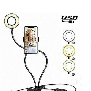 Selfie Stick With Ringlight | Accessories for Mobile Phones & Tablets for sale in Lagos State, Ikeja