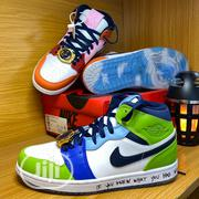 Melody Ehsani X WNMS Air Jordan 1 Mid Sneakers | Shoes for sale in Lagos State, Ojo