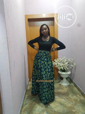 Gorgeous Ankara Maxi Skirt | Clothing for sale in Lagos State, Gbagada