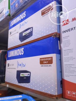 1kva Luminous Inverter   Electrical Equipment for sale in Lagos State, Lekki