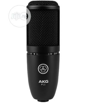 AKG P120 Studio Condenser Microphone | Audio & Music Equipment for sale in Lagos State, Ikeja