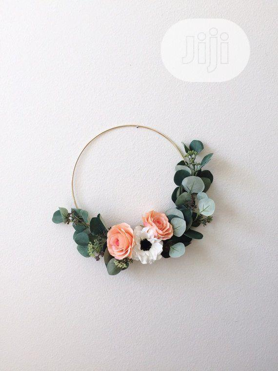 Archive: Bridesmaids Flower Hoops / Rings Bouquets