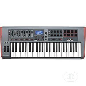 Novation Impulse 49 Midi Keyboard Controller | 4 Octaves | 49 Keys | Musical Instruments & Gear for sale in Lagos State, Ikeja
