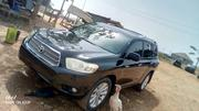 Toyota Highlander 2008 Black | Cars for sale in Oyo State, Akinyele