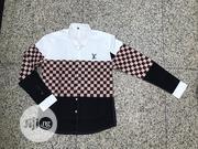 Original LV Vintage Shirt | Clothing for sale in Edo State, Benin City