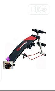 Sit Up Bench With Dumbell,Excercise Rope and Gym Glove | Sports Equipment for sale in Lagos State, Ikeja