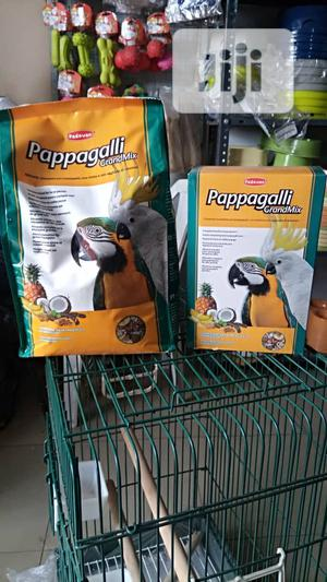 Parrot Food (Imported)   Pet's Accessories for sale in Lagos State, Alimosho