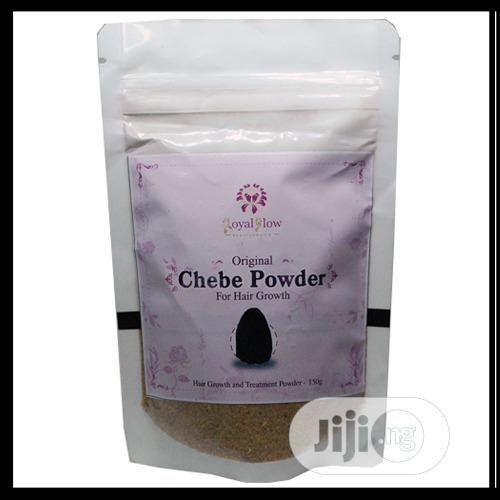 Archive: Chebe Powder And Karkar Oil For Hair Growth