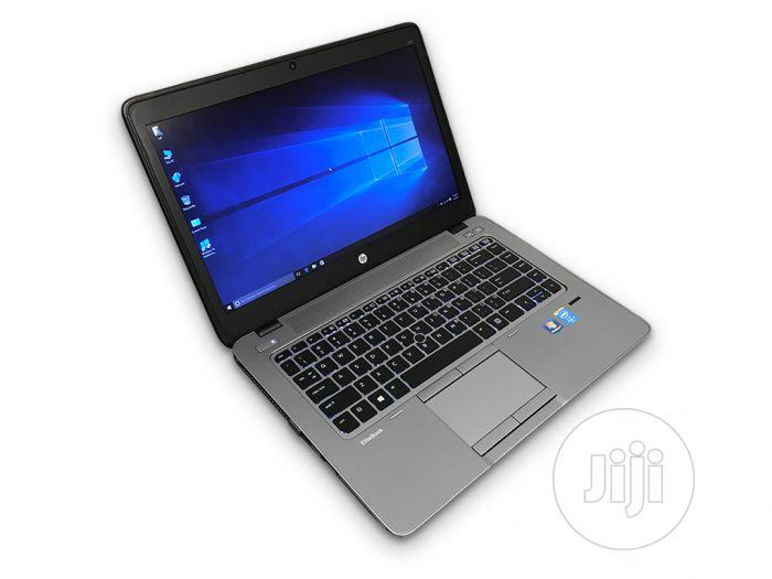 Laptop HP EliteBook 840 G2 8GB Intel Core i5 HDD 500GB | Laptops & Computers for sale in Central Business Dis, Abuja (FCT) State, Nigeria