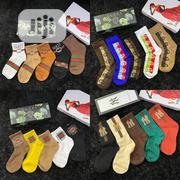 5 In 1 Grade AA Designer Gucci Socks Available In Store   Clothing Accessories for sale in Lagos State, Lagos Island