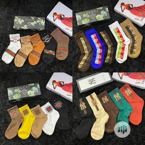 5 In 1 Grade AA Designer Gucci Socks Available In Store | Clothing Accessories for sale in Lagos State, Lagos Island (Eko)