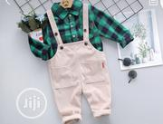 2pcs Dungarees | Children's Clothing for sale in Lagos State, Ikotun/Igando