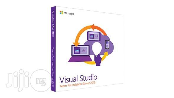 Microsost Visual Studio Team Foundation Server 2015 - 1 Server License