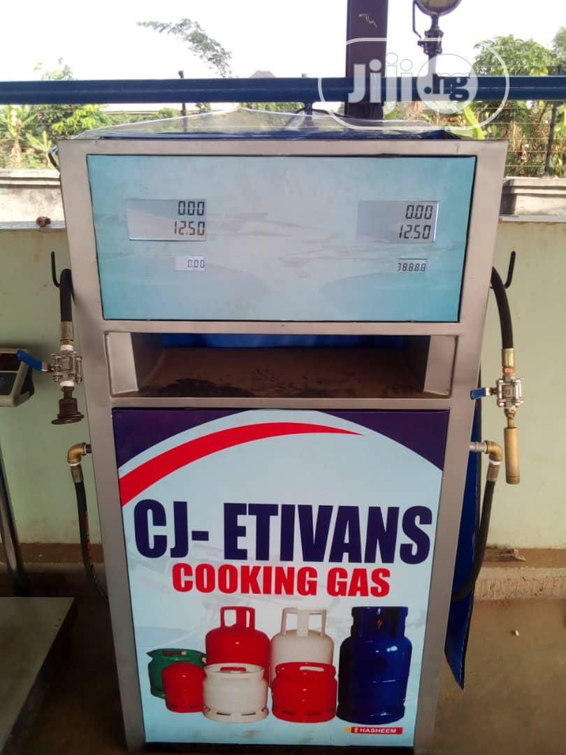 LPG Automatic Dispenser