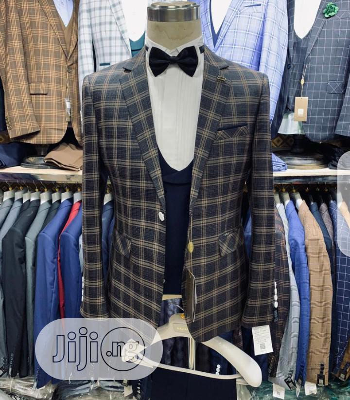 Turkish Braccialini Men's Suit   Clothing for sale in Lagos Island, Lagos State, Nigeria