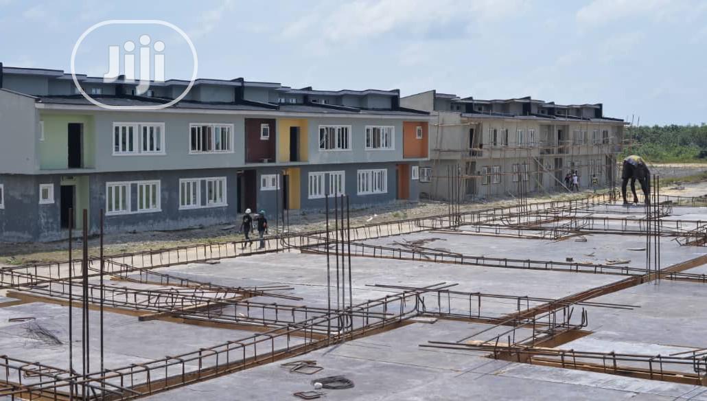 Archive: 3 Bedroom Terrace Duplex