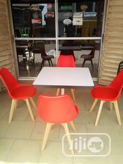 Plastic Fiber Wooden Leg and Table | Furniture for sale in Kaduna State, Kaduna