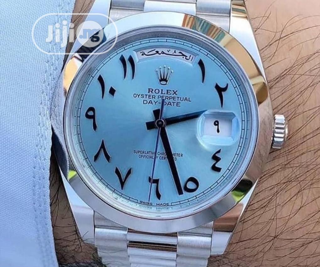 Rolex Designer Time Piece