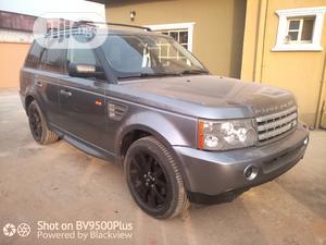 Land Rover Range Rover Sport 2008 4.2 V8 SC Gray | Cars for sale in Akwa Ibom State, Uyo