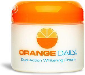 Orangedaily Dual Action Skin Whitening Cream