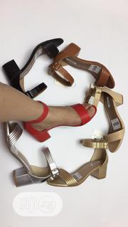 Moderate Heel Sandals. | Shoes for sale in Lagos State, Lagos Island