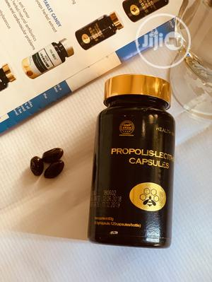 Propolis Lecithin Capsule | Vitamins & Supplements for sale in Lagos State, Ikeja