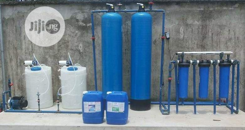 Water Treatment Plant & Sewage Treatment And Installation