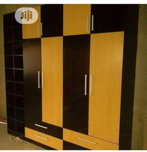 Wardrobe (8ft by 6ft)   Furniture for sale in Lagos State, Mushin