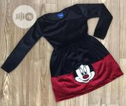 Lovely Mickey Mouse Gown   Children's Clothing for sale in Lagos State, Ikorodu