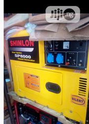 10kva Shinlon DIESEL Generator 100%Coppa | Electrical Equipment for sale in Lagos State, Lekki Phase 1