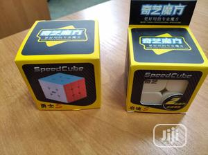 2021 Qiyi Rubik Cube Professional Speed Cube Children Toys   Toys for sale in Lagos State, Ikeja