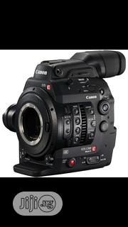 Canon Cinema EOS C300 Mark II Camcorder (Body Only) | Photo & Video Cameras for sale in Lagos State, Ikeja