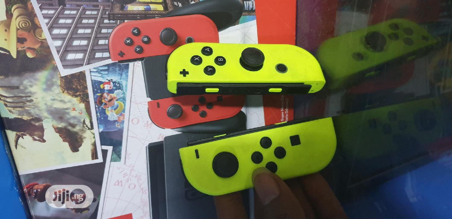 Archive: Nintendo Switch Replacement And Extra Controller