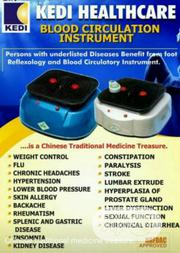 Kedi Blood Circulation Machine | Sports Equipment for sale in Rivers State, Port-Harcourt