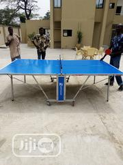 Brand New German Aliminium Outdoor Table Tennis | Sports Equipment for sale in Rivers State, Okrika