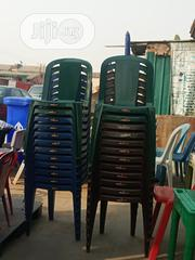 Amber Plastic Chairs   Furniture for sale in Lagos State, Mushin