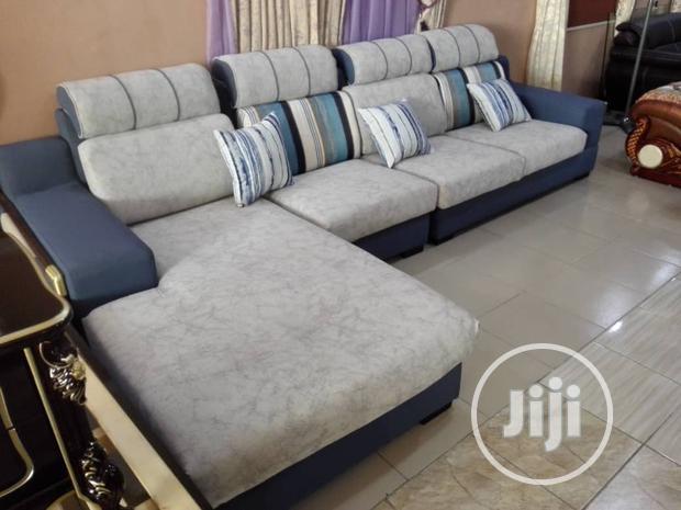 L Shape Sofa Chair