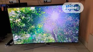 """55"""" Samsung Smart Quality Suhd Curve Hdr 4K TV SUHD   TV & DVD Equipment for sale in Lagos State, Lekki"""